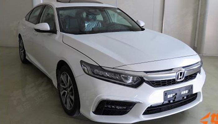 Известна дата запуска продаж седана Хонда Inspire обновленного поколения