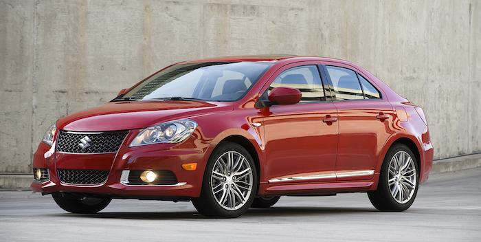 Компания Сузуки отзывает в Российской Федерации 11 авто сдефектными CVT