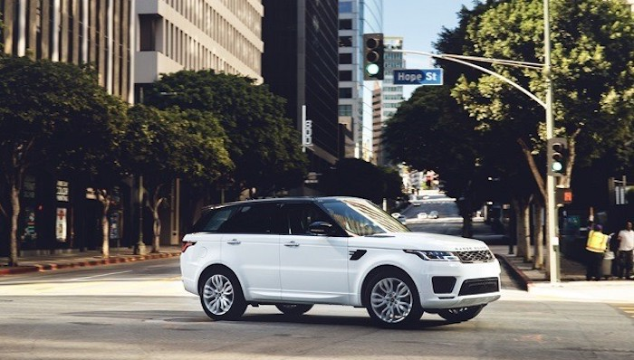 Land Rover представил обновленный Range Rover Sport 2019