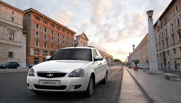 Продление ОТТС для Lada Priora оказалось ошибкой системы