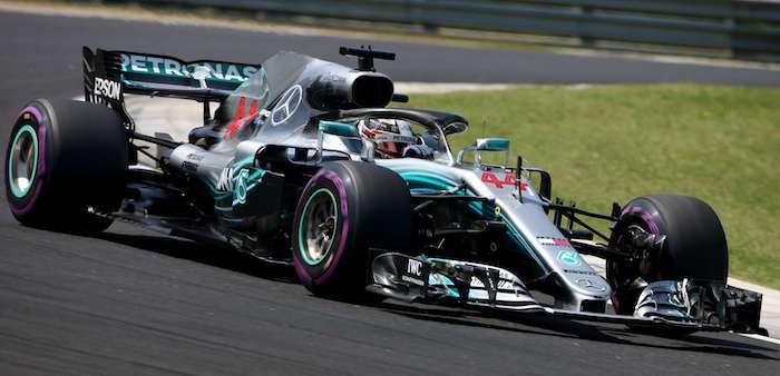 Ф-1. Льюис Хэмильтон одержал победу в Гран При Венгрии 2018