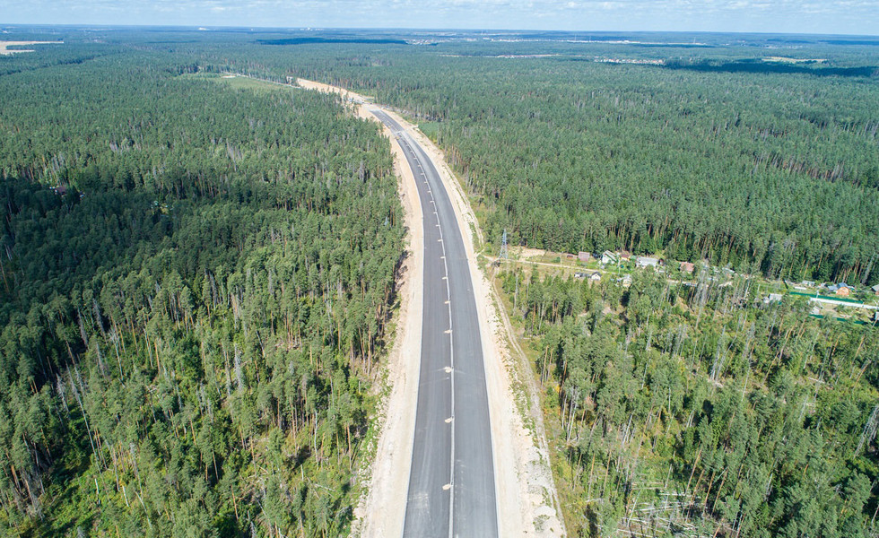 Платные дороги в РФ строятся очень быстро