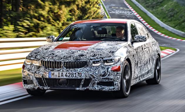 BMW 3 Series получил улучшенные характеристики