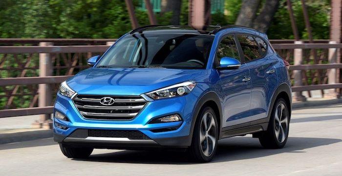 В РФ стартовали продажи обновленного Hyundai Tucson