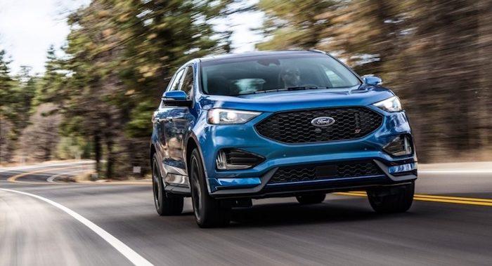 Ford анонсировал абсолютно новый кроссовер Territory