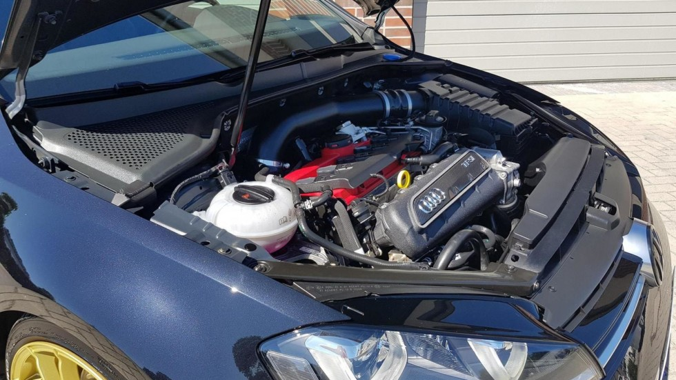 Volkswagen Golf получил улучшенный мотор