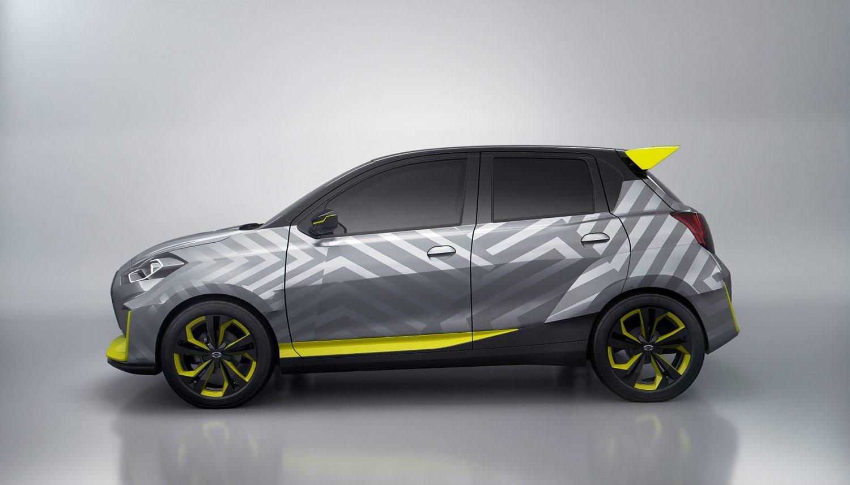 Datsun показал тизер для своего нового автомобиля