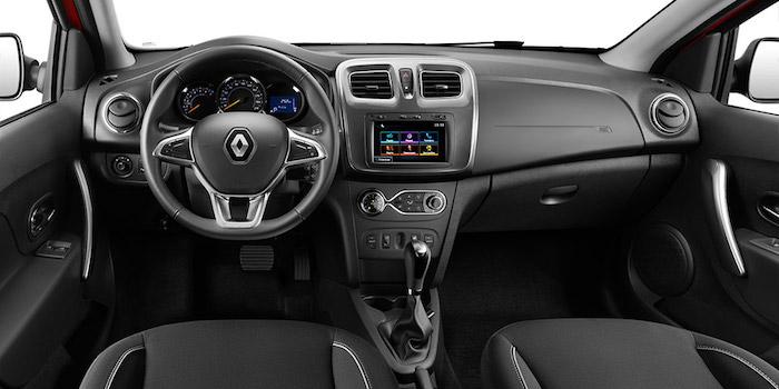 Renault представила на ММАС-2018 седан Logan Stepway