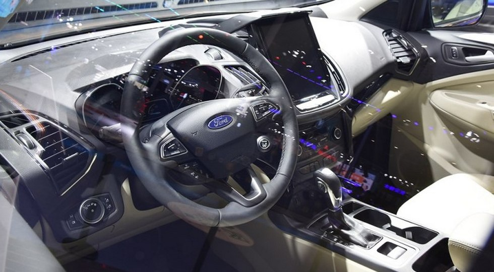 Особенности обновлённого Ford Kuga