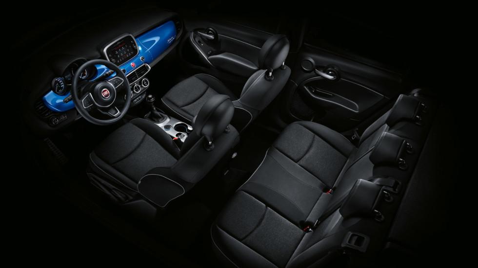 Кроссовер Фиат 500X обновился иполучил трехцилиндровый турбомотор