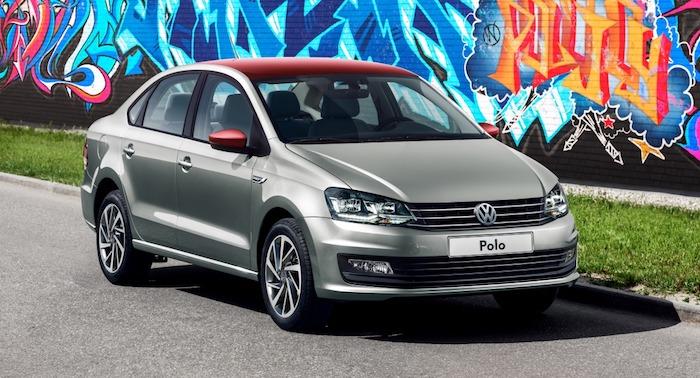 Российский Volkswagen Polo получил новую спецверсию в 2019 году