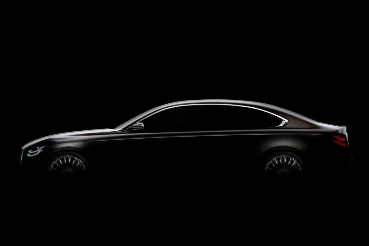 Volvo тизерит новую концептуальную модель