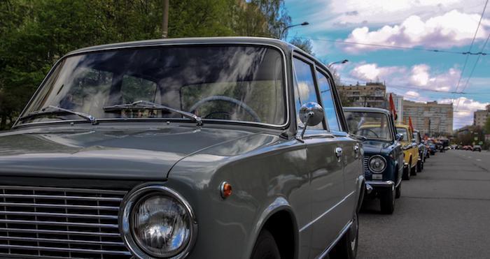 Первым автомобилем граждан России чаще всего становится Лада