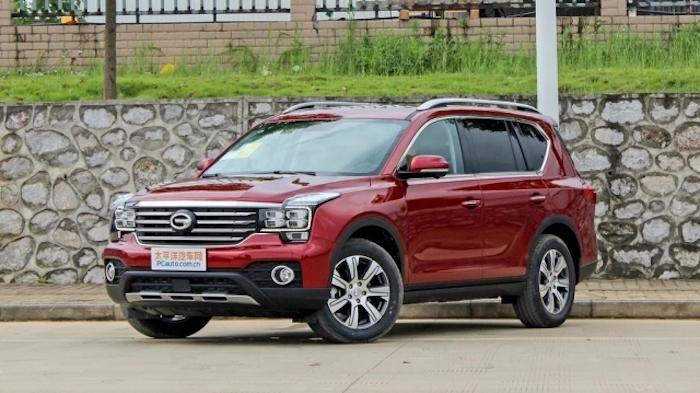 В России начнутся продажи автомобилей китайской марки Trumpchi