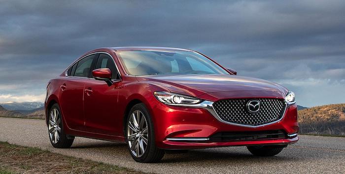 Обновленная Mazda6 доберется до России в первой половине 2019