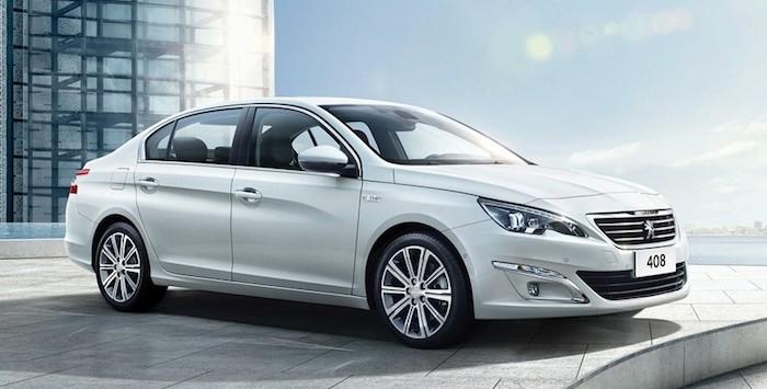 В РФ упали вцене седаны Peugeot (Пежо) и Ситроен