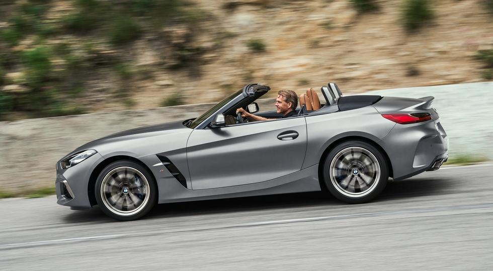 BMW Z4 всё-таки приедет в Россию
