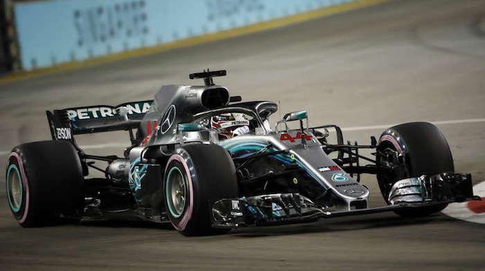 Formula 1 Pokaz sily Hamiltona Ferrari rozczarowalo article