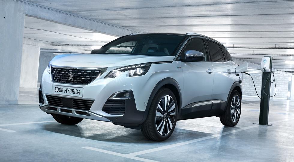 Появились подробности про новый Peugeot 3008
