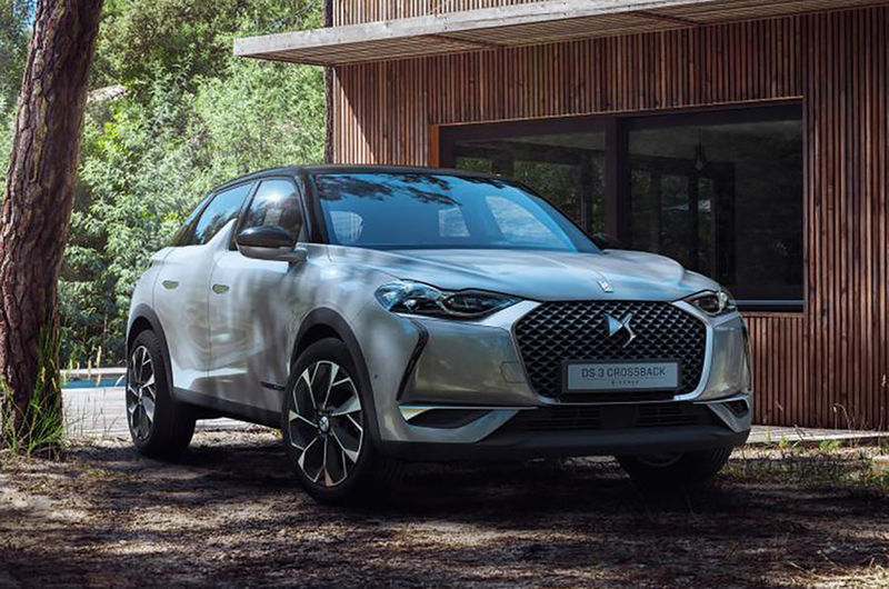 Рассекречен дизайн нового DS 3 Crossback