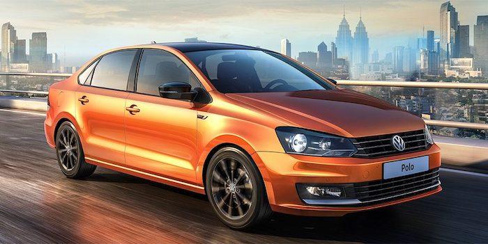 Volkswagen обновил цены на пять своих моделей в России