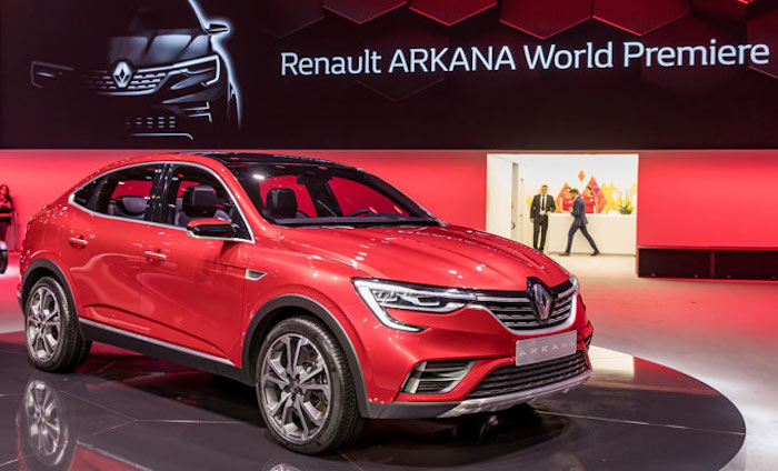 The TOP-3 of the most interesting novelties of the Moscow Motor Show 2018
