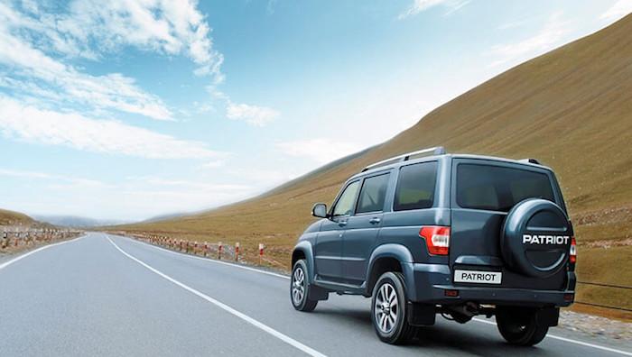 УАЗ начал поставки авто  вМексику