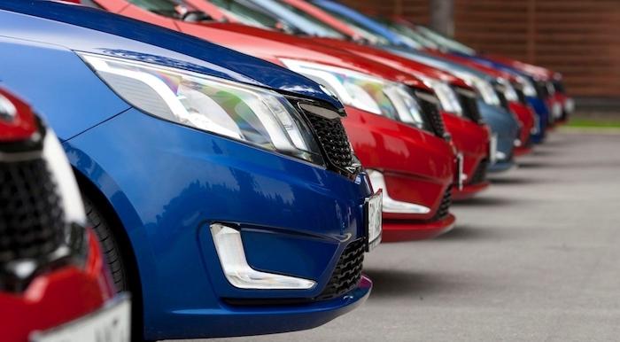 Самые распространенные легковые автомобили в Российской Федерации назвали специалисты