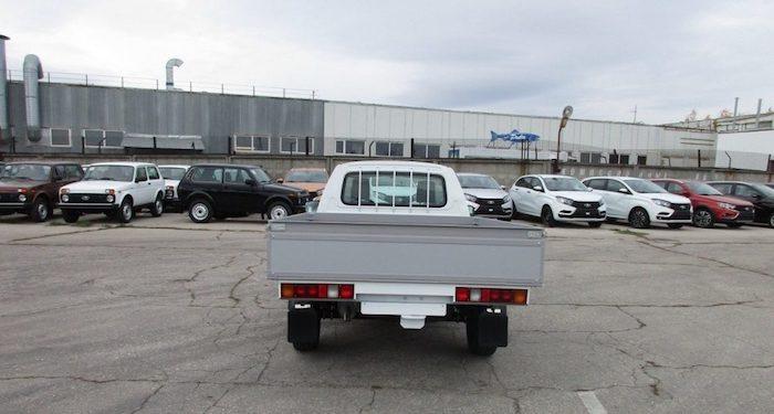 Пикап на базе Lada Granta вышел в продажу