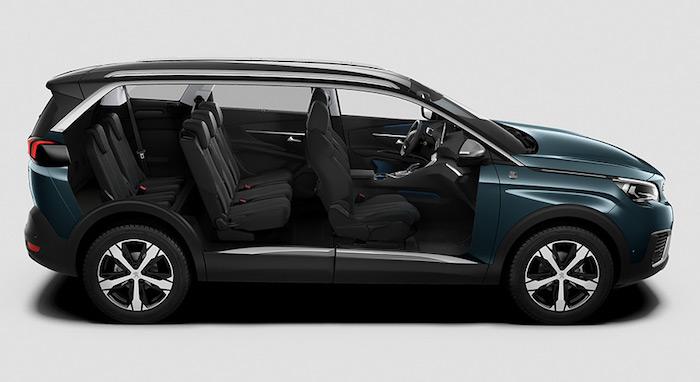 Кроссоверы Peugeot 3008 и 5008 получили в РФ спецверсию Crossway
