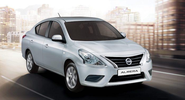 Nissan прекратил сборку седана Almera в России