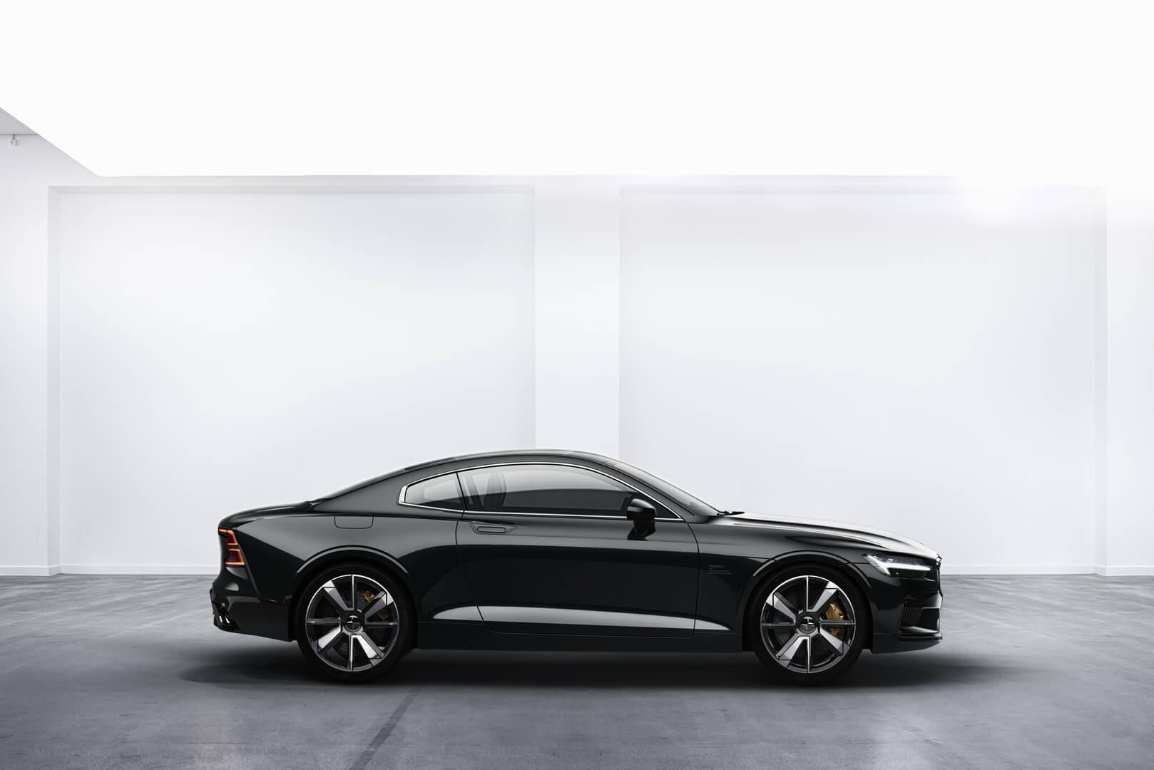 Brend Polestar kompanii Volvo pristupil k sborke prototipa sportkara