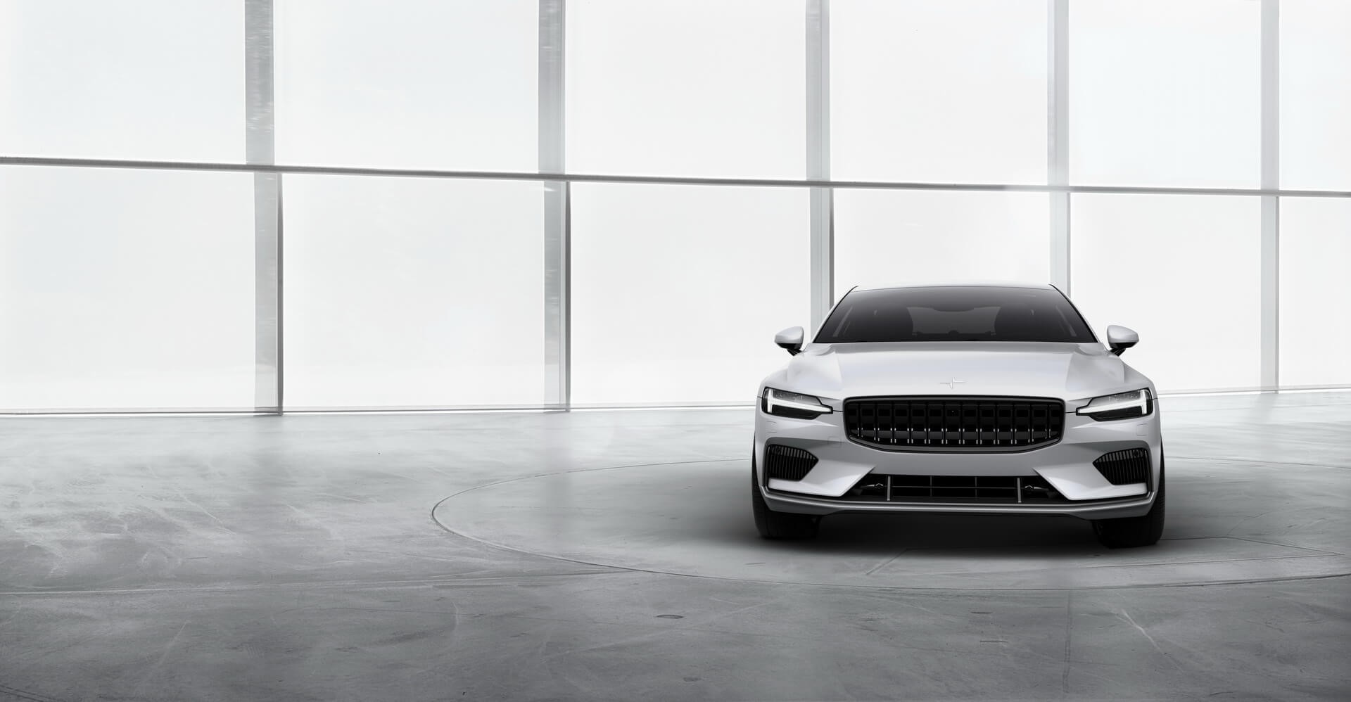 Brend Polestar kompanii Volvo pristupil k sborke prototipa sportkara1