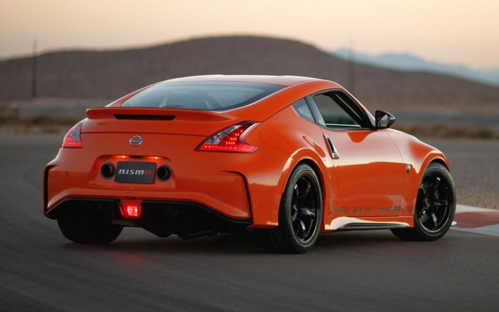 Nissan 370Z получил новый мотор раньше смены поколения