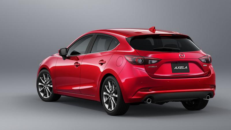 Особенности новой Mazda 3