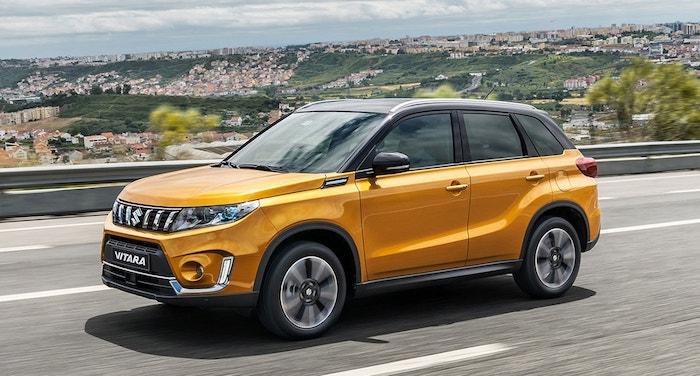 Suzuki Vitara 2018 2019 2 min