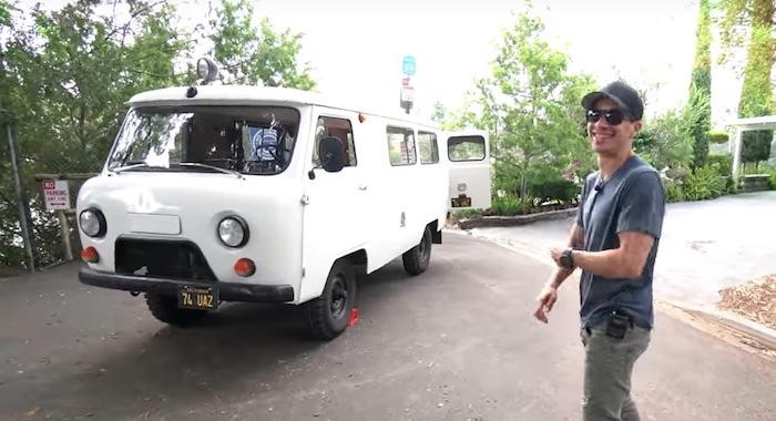 Американцы протестировали УАЗ «Буханку»