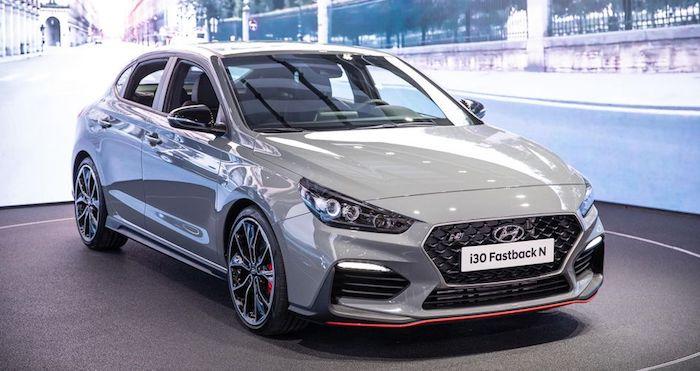 Hyundai привезет в РФ «заряженный» фастбэк i30N
