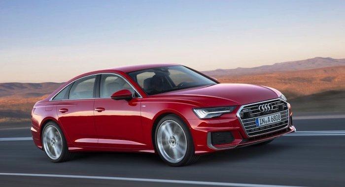 new Audi A6 2018 2019 001
