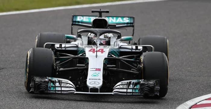 Ф1. Льюис Хэмильтон выигрывает Гран При Японии 2018