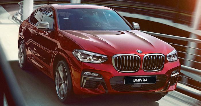 В РФ стартовала сборка кроссовера BMW X4