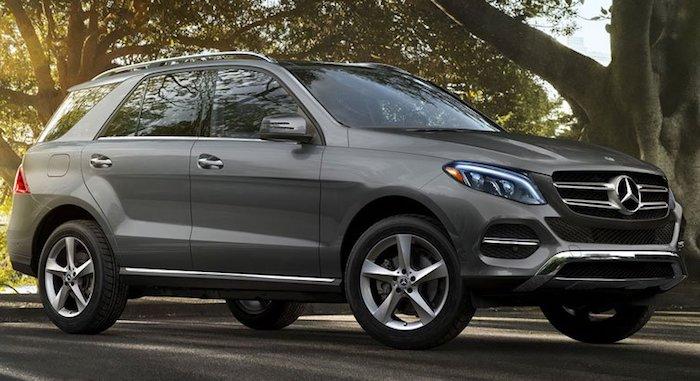 Новый Mercedes GLE: комплектации ицены для русского рынка