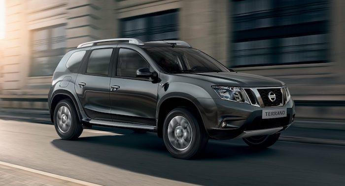 Nissan представил в России обновленный Terrano