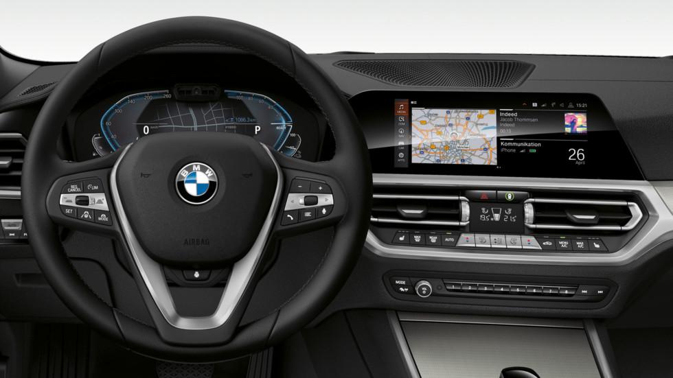 BMW 330e poluchit volshebnuyu knopku1