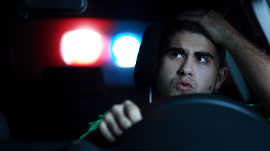 ГИБДД против водителей, которые пьют таблетки