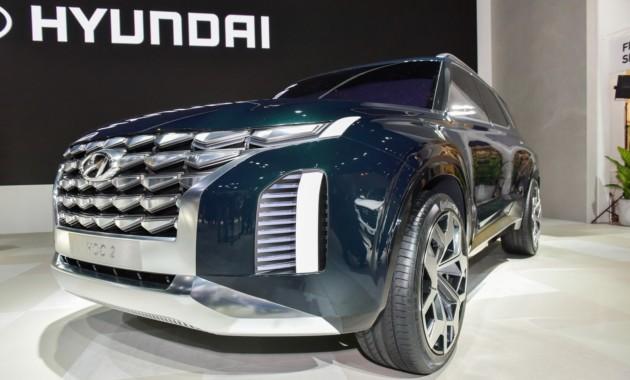 Hyundai Palisade могут привезти в Россию