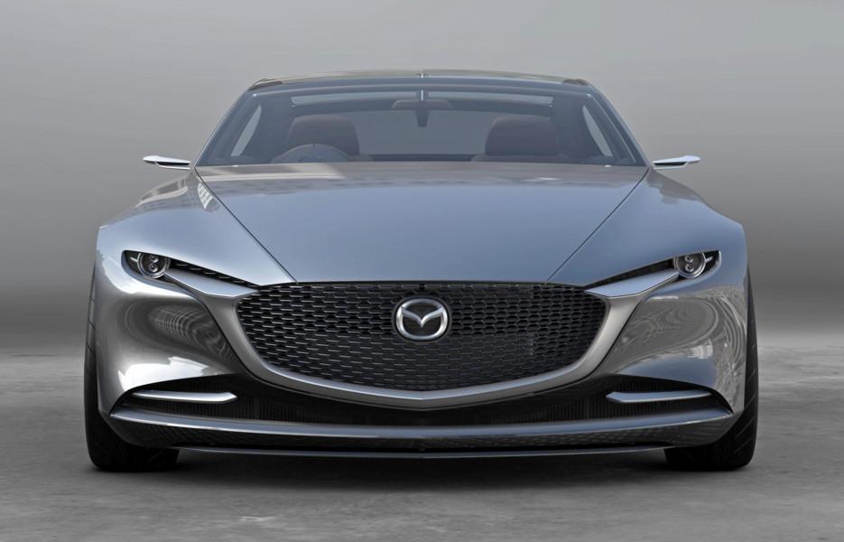 Izvestnyi osobennosti predseriynogo e`lektrokara ot Mazda
