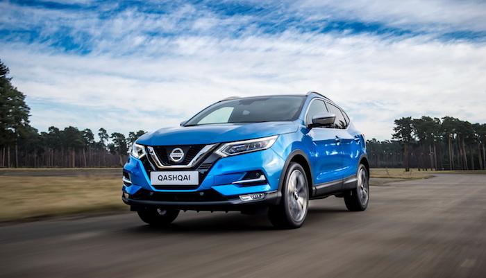 В России подорожали кроссоверы Nissan Qashqai и Murano