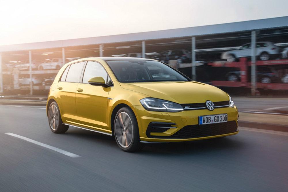 Volkswagen Golf получил новые опции