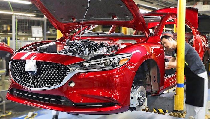 Обновленную Mazda6 начнут собирать в РФ до конца года